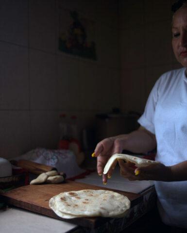Proyectos de mujeres y cocina en México: colectividad y unión